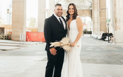 Real Weddings – Anna + Dimitri