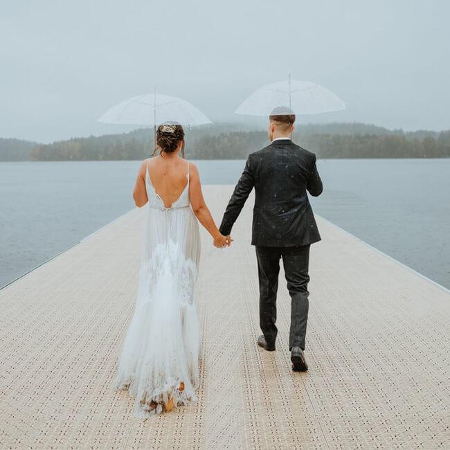 Real Weddings - William and Nicole