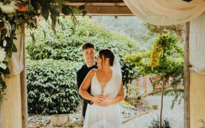 Real Weddings – William and Nicole