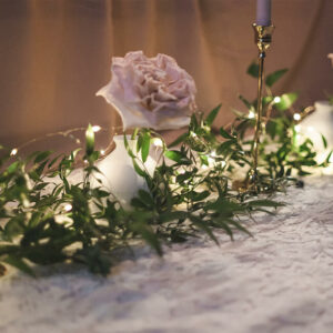 DIY Ruscus Garland Flower Delivery