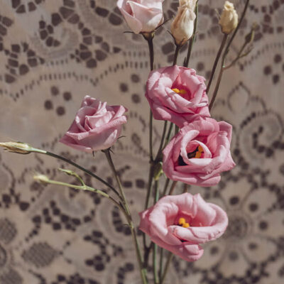 Pink Lisianthus Flower Delivery